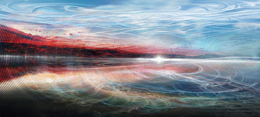 Harmonic Flow by digitalreflexion