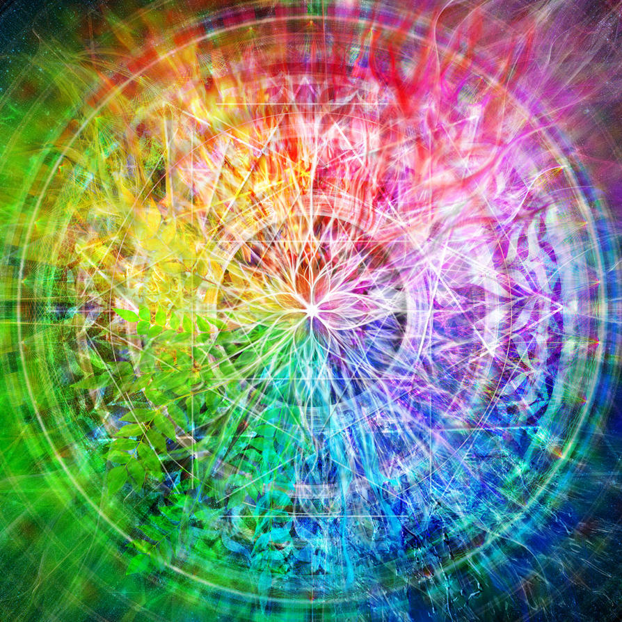 Five Elements Art : Element mandala by digitalreflexion on deviantart