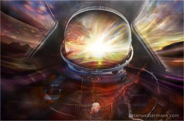 Lightspeed Travel by digitalreflexion