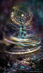 Particle Sanctuary by digitalreflexion