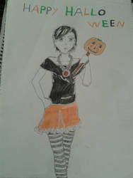 Happy Halloween by jassia-chan