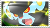 Luxray Stamp by Lauzi
