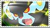 Luxray Stamp by Lauzi