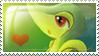 Tsutaja Stamp by Lauzi