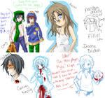 iScribble doodles 2