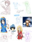 iScribble doodles 3