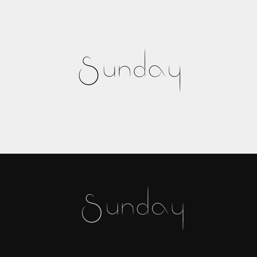 Modern Font-Logo for Newspaper by basicallylion on DeviantArt
