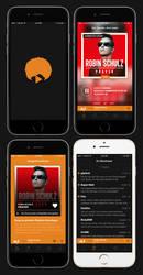 Radio App for iOS