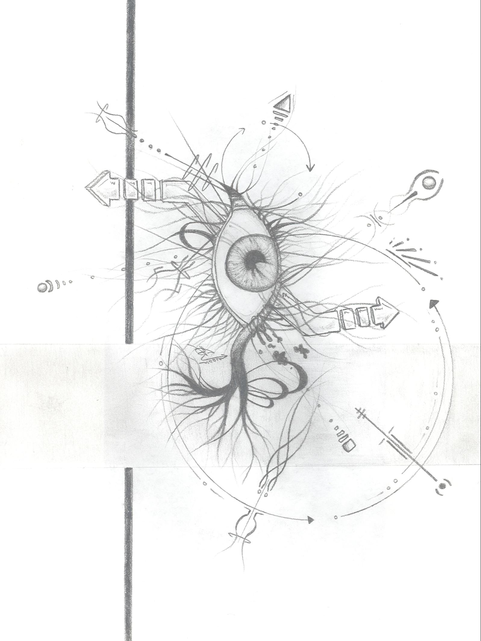 Abstract Eye By Smallnottall On Deviantart