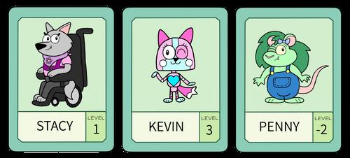 Next Gen Pow Cards