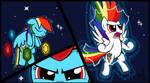 Super Rainbow Dash Transformation