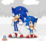 Sonic 25th Anniversary (Alt. Ver.)