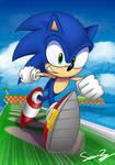 Sonic Running