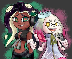 Squid Idols