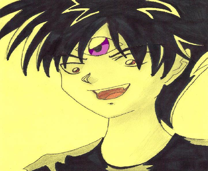 Hiei has blackmail by G1-Ratbat
