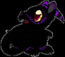 Baby dragon by G1-Ratbat