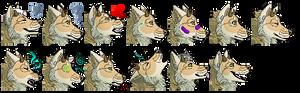 misrey custom emotes
