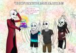 Happy birthday Aura! by 13-Lenne-13