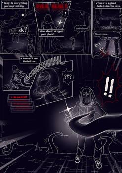 Marionnette - a 10KTale sidestory - page1