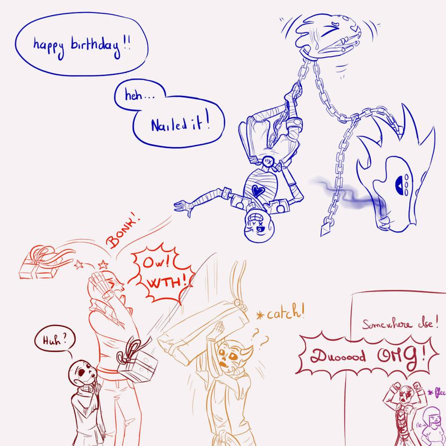 So many birthdays!! by 13-Lenne-13
