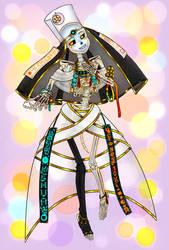 Kehua the limbo walker - good side