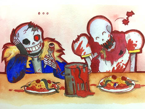 Nectober Day 10 - feast