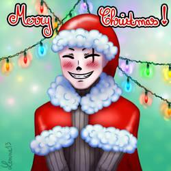 Zero wish you a Merry Christmas!