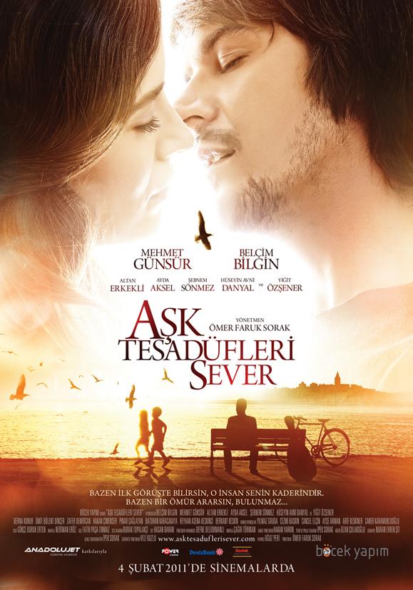 """الفيلم التركى الرومانسيى """"""""عشق بالصدفة – Ask Tesadufleri Severمترجم   مدبلج و مشاهدة"""