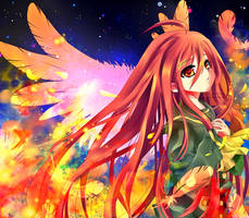 flame wings by temiji