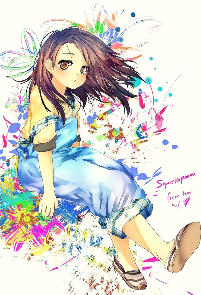Hi Panou-chan by temiji
