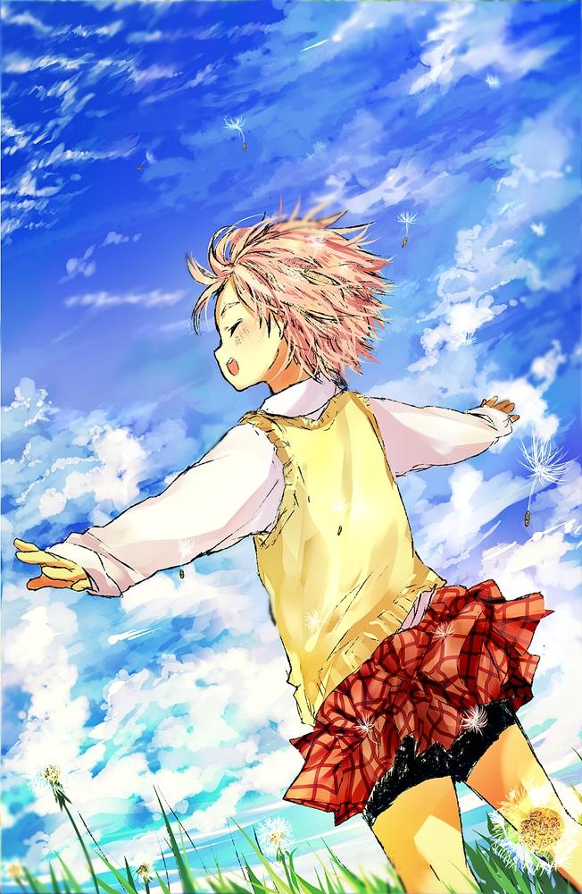 It's windy by temiji