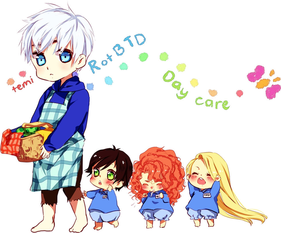 Big Four day care by temiji
