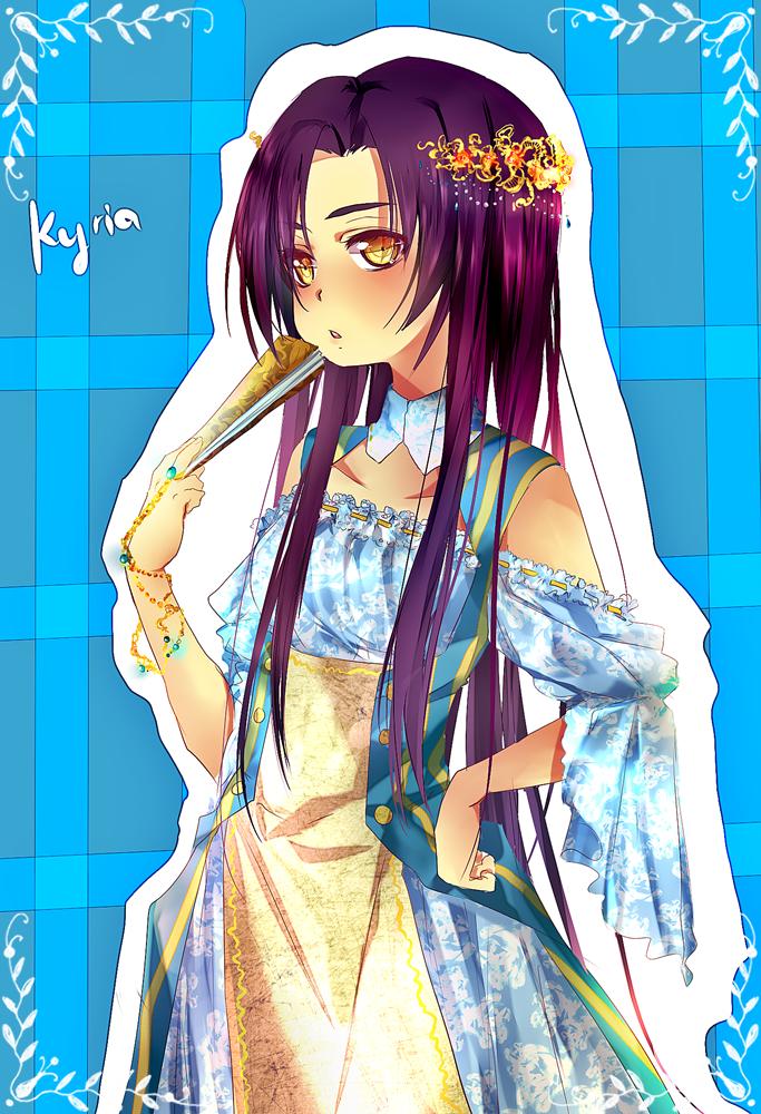 Kyria by temiji