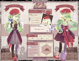 PR_ Elise by temiji