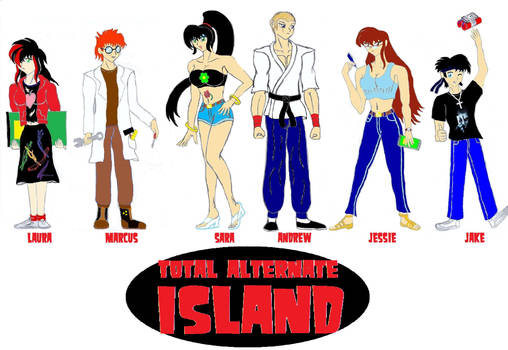 Total Alternate Island revamp
