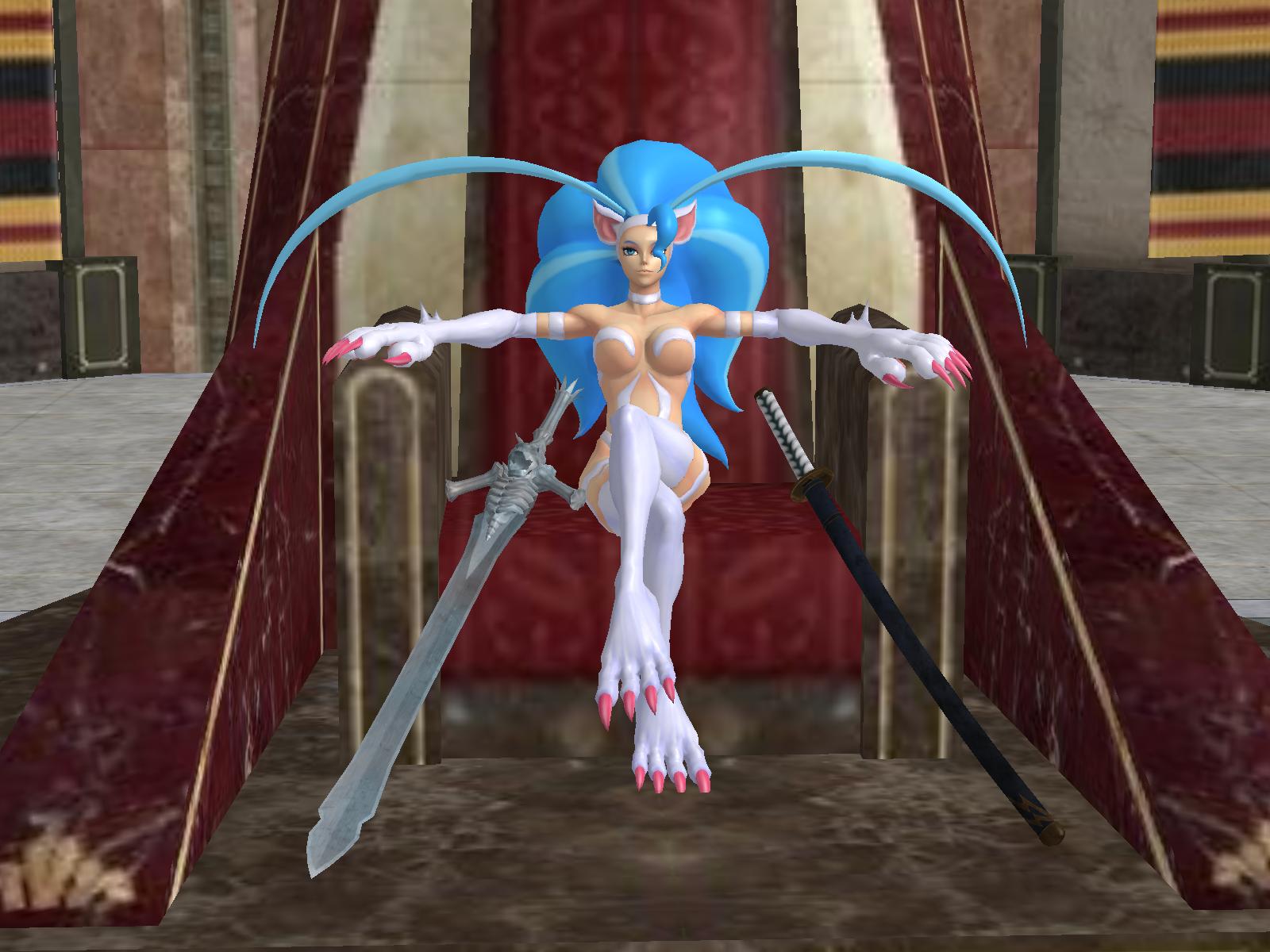Felicia is an Empress by NekoHybrid