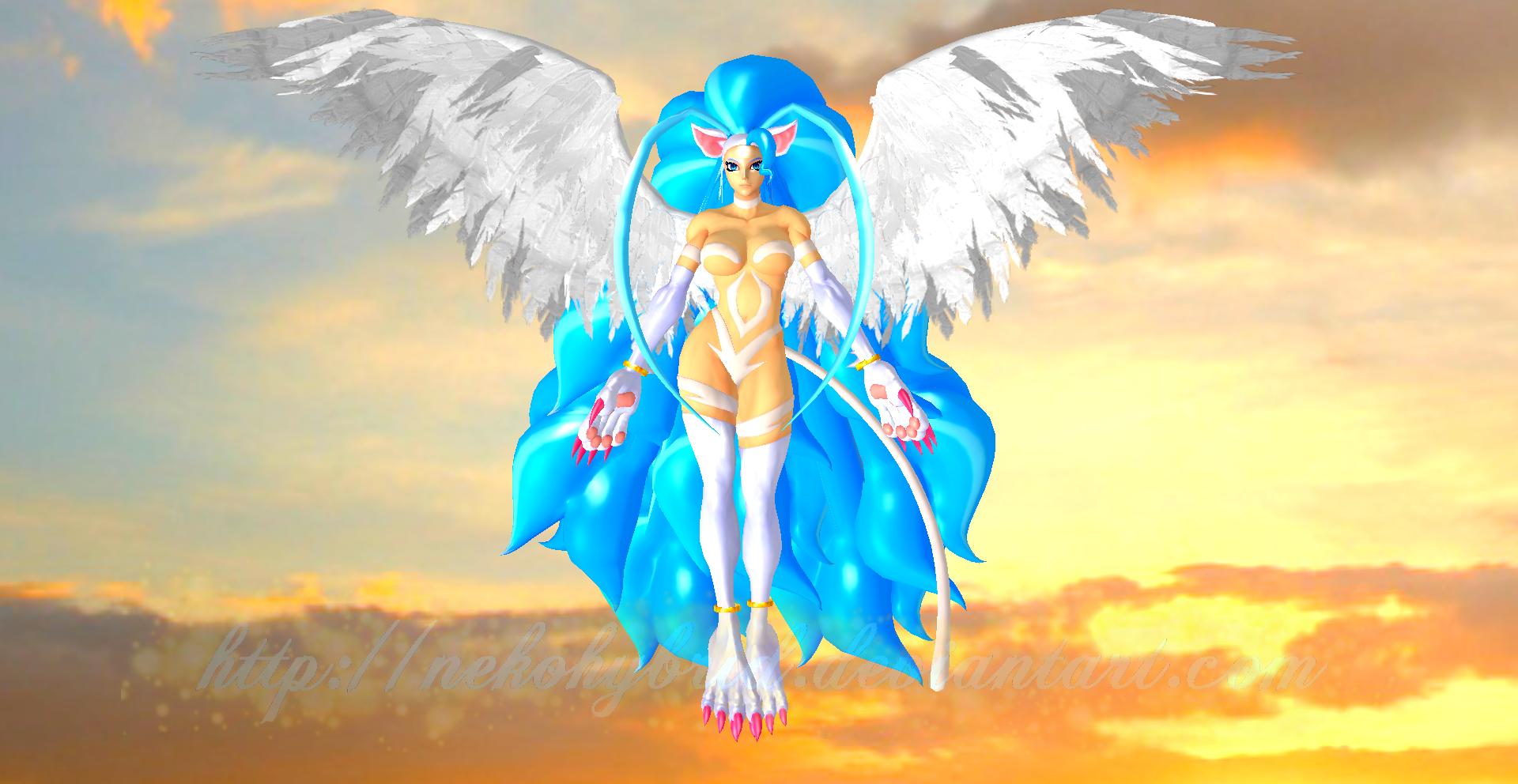 Felicia: Angelic Beauty by NekoHybrid