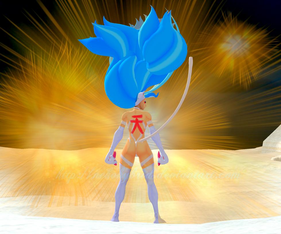 Felicia Shin Goku Satsu by NekoHybrid