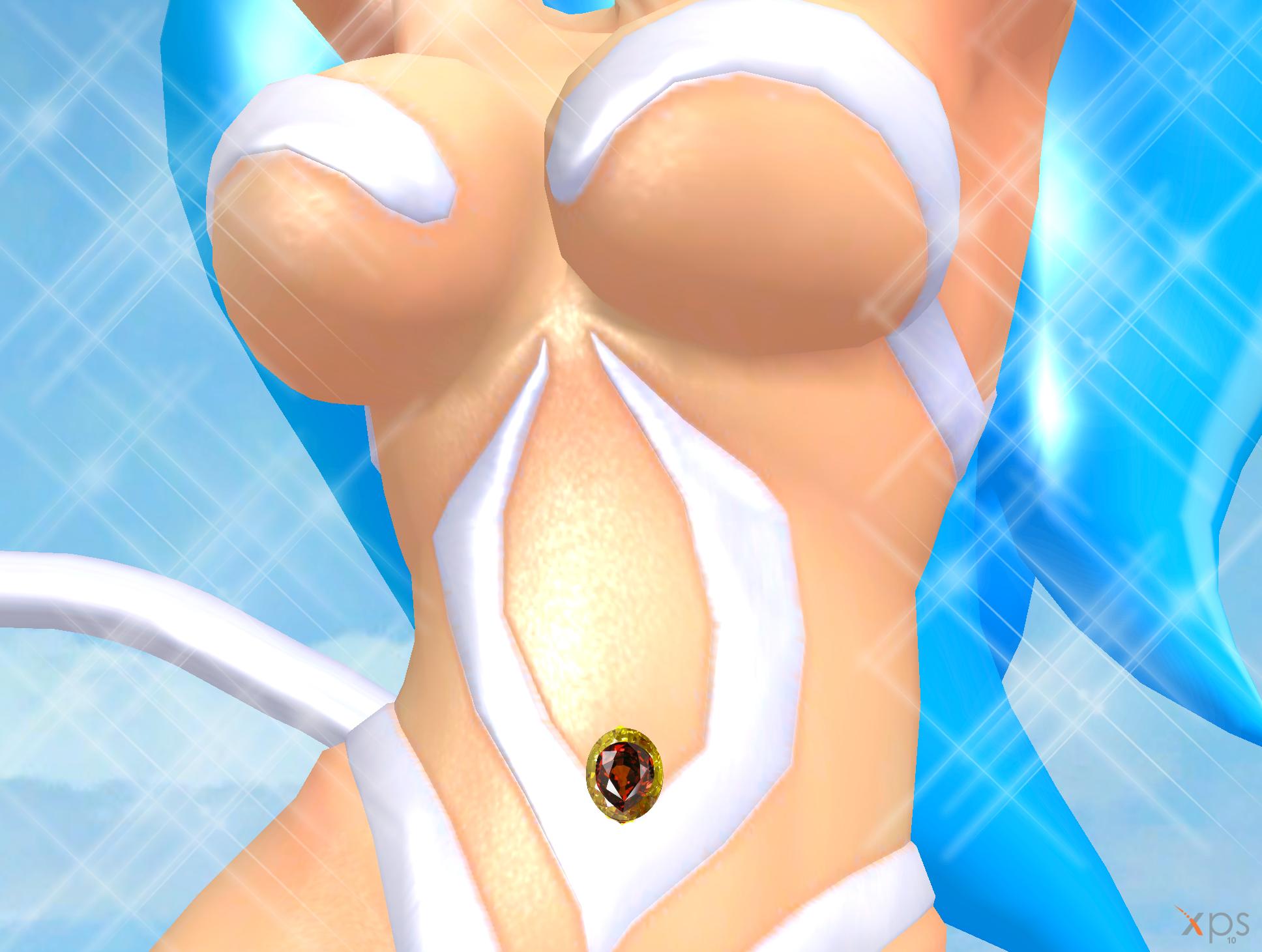Felicia's Beautiful Belly by NekoHybrid