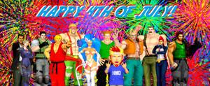 Capcom 4th of July