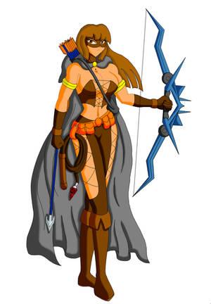 Commission: Artemisa by NekoHybrid
