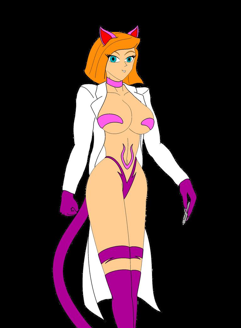Disney Cats: Dr. Ann Possible by NekoHybrid