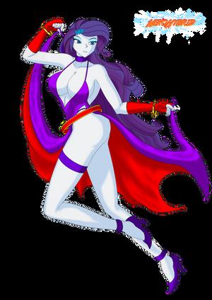 Commission: Rarity Jenet by NekoHybrid