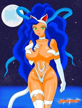 Moonlight Beauty Felicia