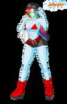 Commission: Rainbow Nakata