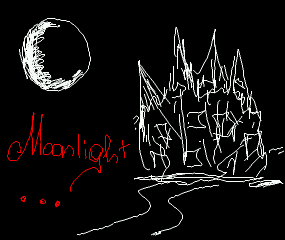 Moonlight by Sakyrahiuga