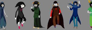 CrackStuck Characters God Tier Edition Part 2