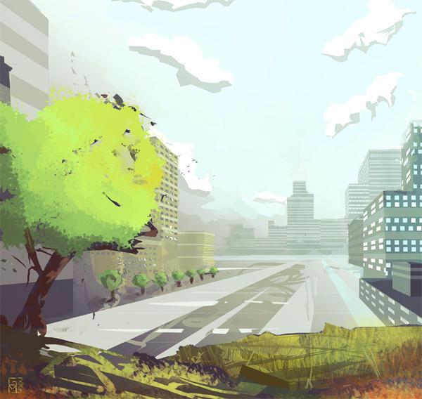 block city... by Grashalm89