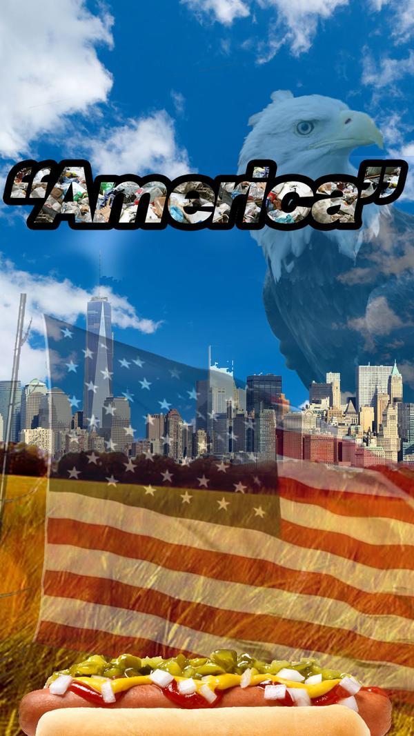 Americas Finest Fonepaper by ForTheBluesy