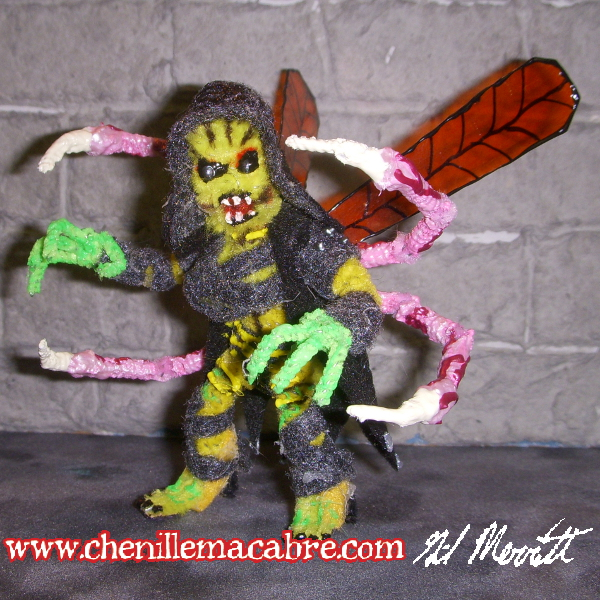 D'Vorah Figure by the-gil-monster